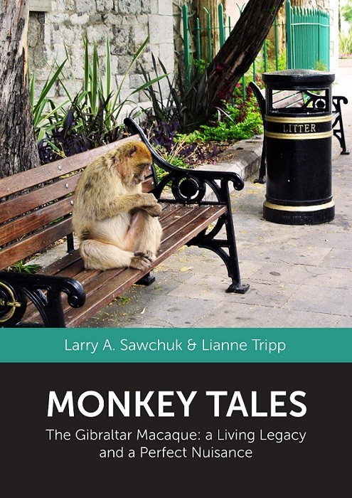 'MONKEY TALES' - New Book Published by The Gibraltar National Museum Image