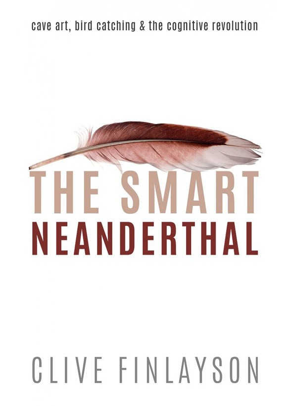 Prof Clive Finlayson to present 'The Smart Neanderthal' at the 2019 Gibraltar Literary Festival Image