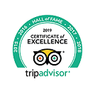 Certificate of Excellence 2019 Logo